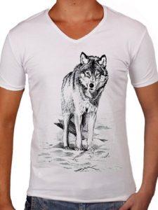 serigrafi tişört baskı